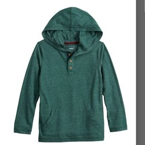 Boys 5 Sonoma Good For Life Hooded Henley